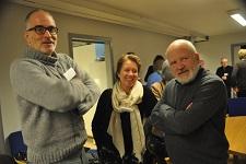 Carsten Buhl, Trine Fjalland, Niels Brun Hansen
